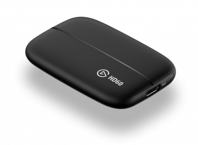 Elgato Game Capture HD60 Record and share your gameplay in 1080p60.